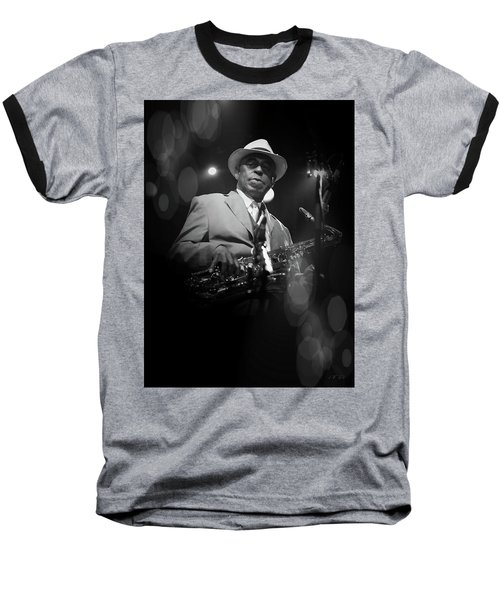 Archie Shepp,attica Blues Baseball T-Shirt