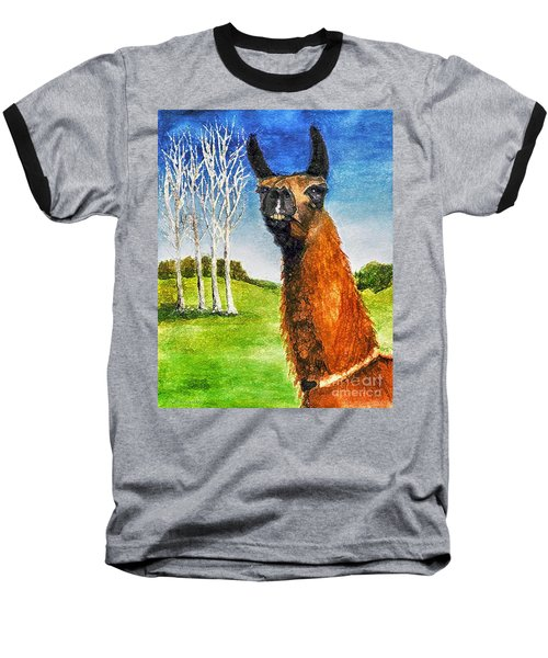Baseball T-Shirt featuring the painting Archimedes by Polly Peacock