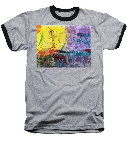 Architect Baseball T-Shirt by Phil Strang