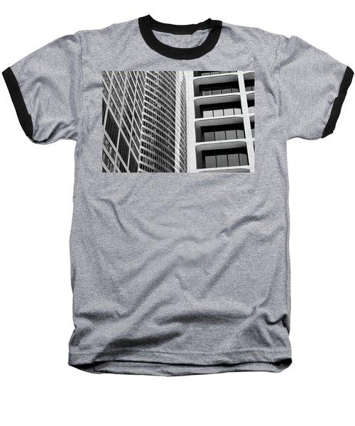 Architectural Pattern Study 2.0 Baseball T-Shirt
