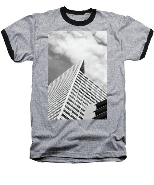 Architectural Pattern Study 6.0 Baseball T-Shirt