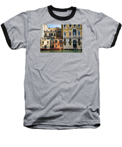 Architecture Of Venice - Italy Baseball T-Shirt