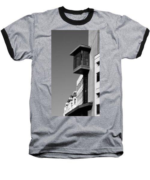 Architecture Baseball T-Shirt
