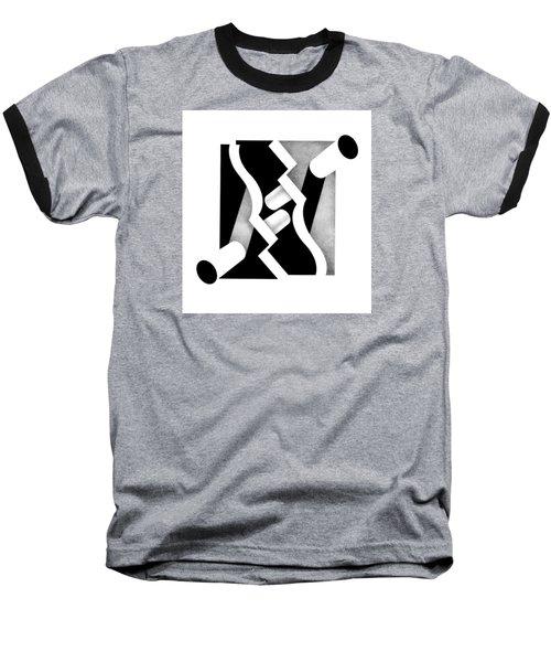 Archtectonic 1 Baseball T-Shirt