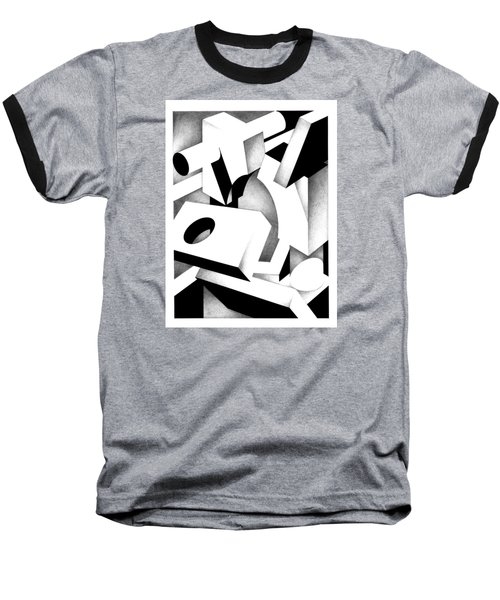 Archtectonic 10 Baseball T-Shirt