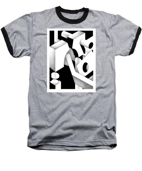 Archtectonic 11 Baseball T-Shirt
