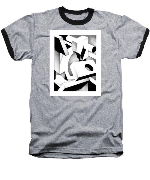 Archtectonic 2 Baseball T-Shirt