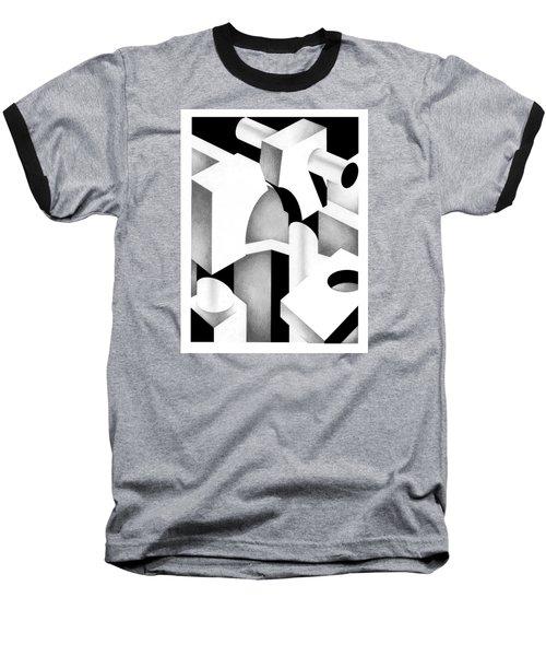 Archtectonic 6 Baseball T-Shirt