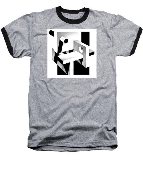 Archtectonic 7 Baseball T-Shirt