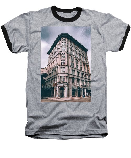 Archtectural Building 3 Baseball T-Shirt