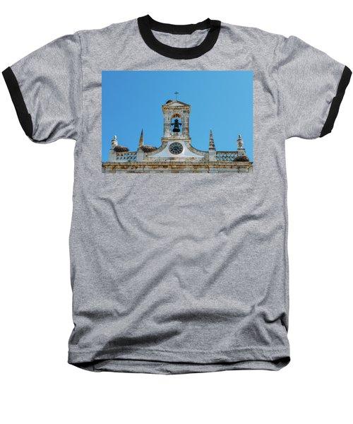 Arco De Vila, Faro, Algarve, Portugal Baseball T-Shirt