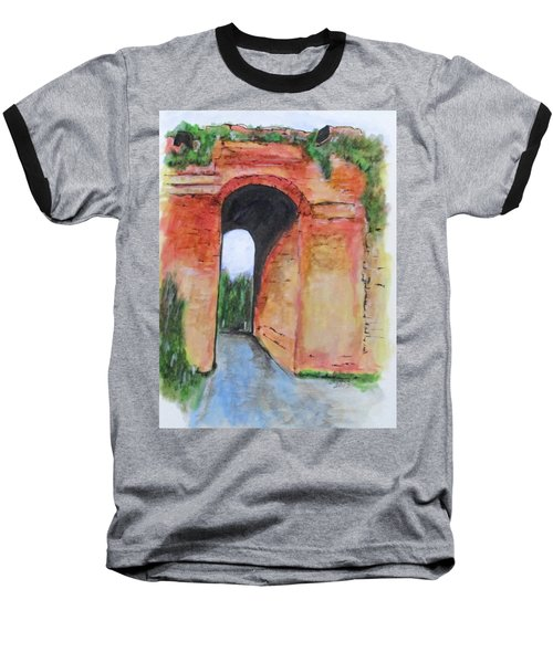 Arco Felice, Revisited Baseball T-Shirt