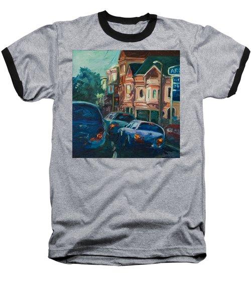 Arco Baseball T-Shirt by Rick Nederlof