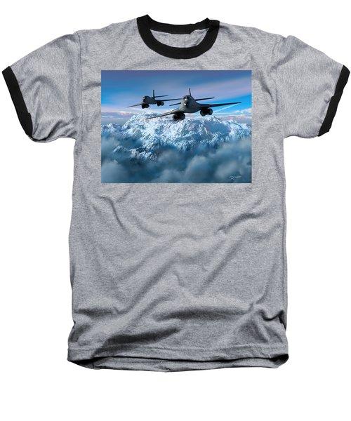 Arctic Blitz Baseball T-Shirt