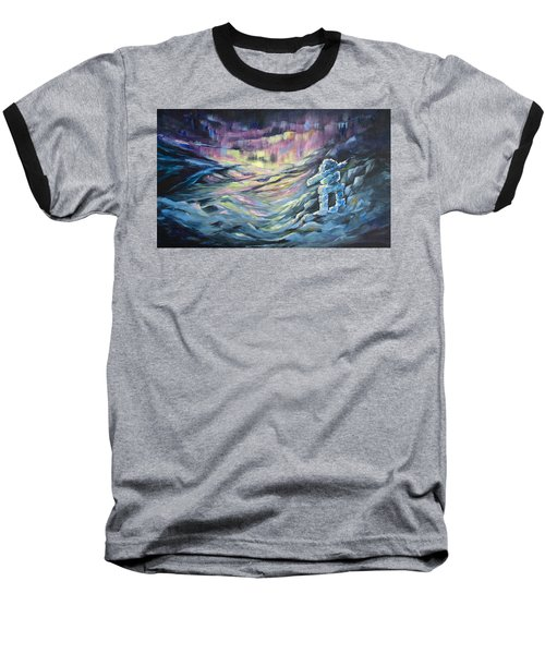 Arctic Experience Baseball T-Shirt
