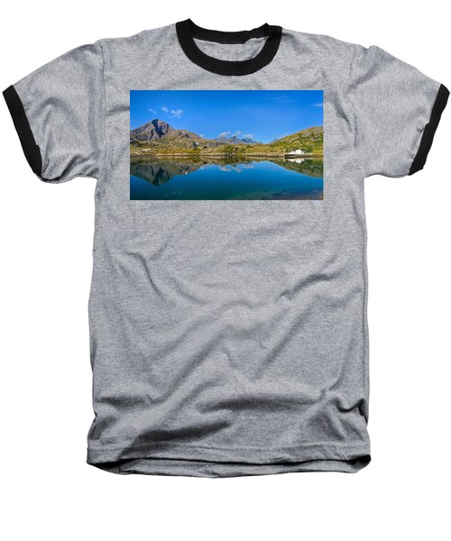 Arctic Reflections Baseball T-Shirt