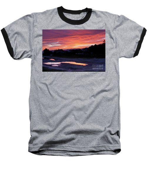 Baseball T-Shirt featuring the photograph Ardore, Calabria Town by Bruno Spagnolo