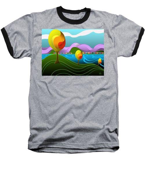 Arfordir Iv Baseball T-Shirt
