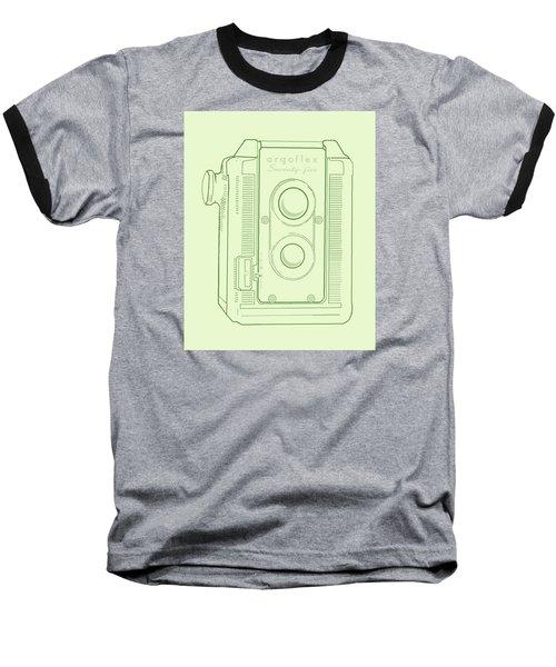 Argoflex Green Baseball T-Shirt