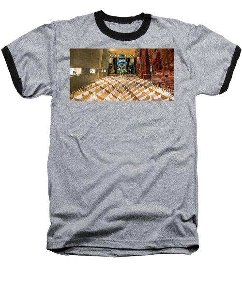 Aria High Limit Lounge Entrance Baseball T-Shirt