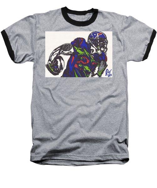 Arian Foster 1 Baseball T-Shirt
