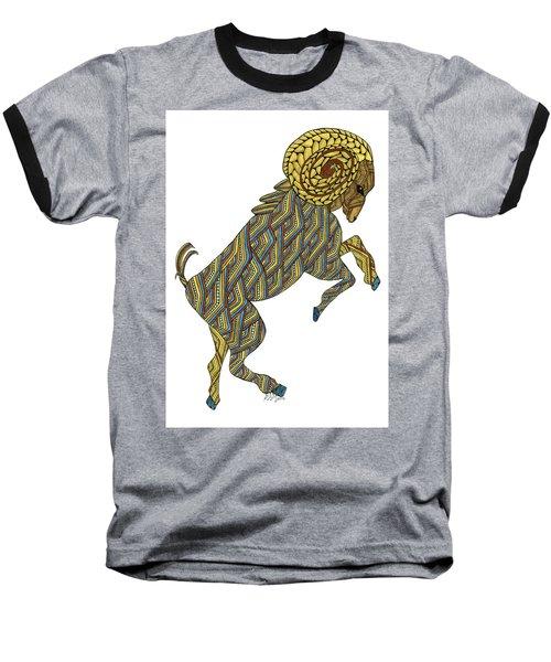 Aries Baseball T-Shirt