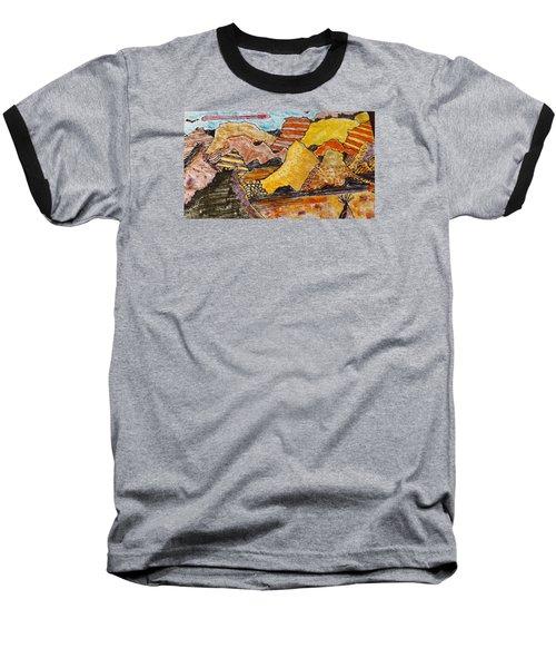 Arizona Canyons Baseball T-Shirt by Don Koester