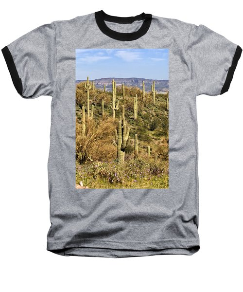 Arizona Desert Baseball T-Shirt