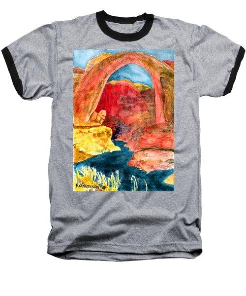 Arizona Rainbow Baseball T-Shirt