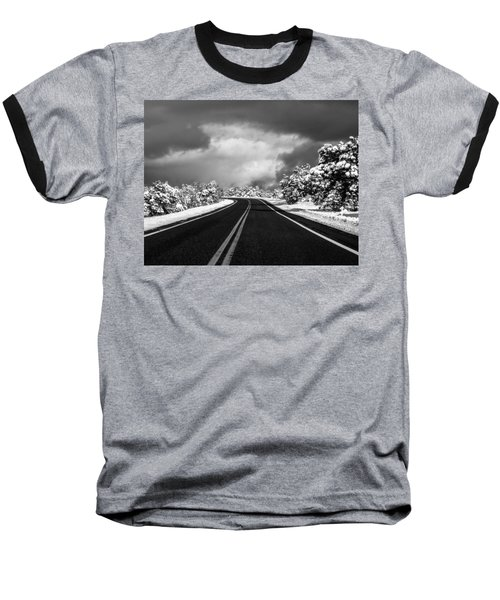 Arizona Snow Baseball T-Shirt