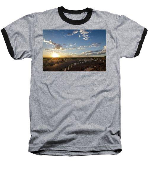 Arizona Sunrise Baseball T-Shirt