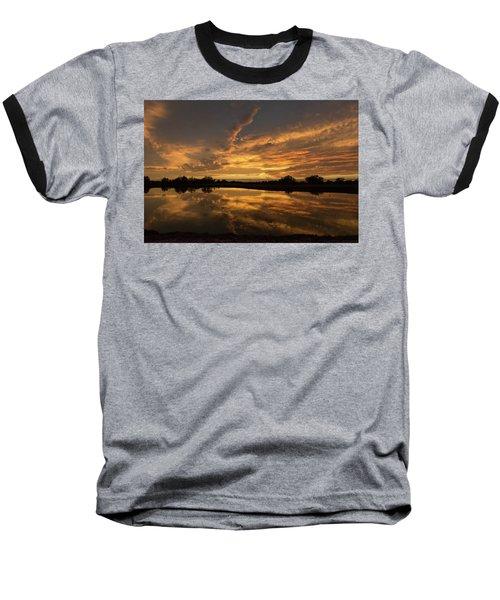 Arizona Sunset Baseball T-Shirt