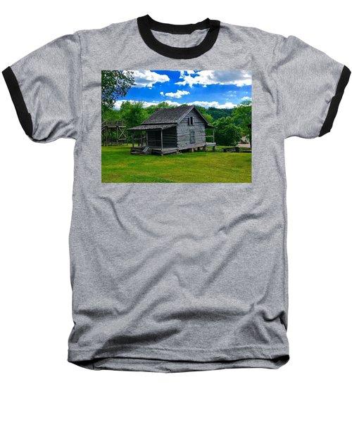 Arkansas Travels Baseball T-Shirt