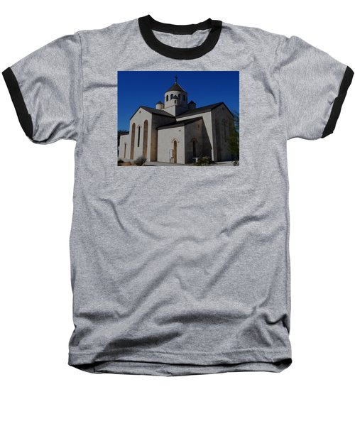 Armenian Church 2 Baseball T-Shirt