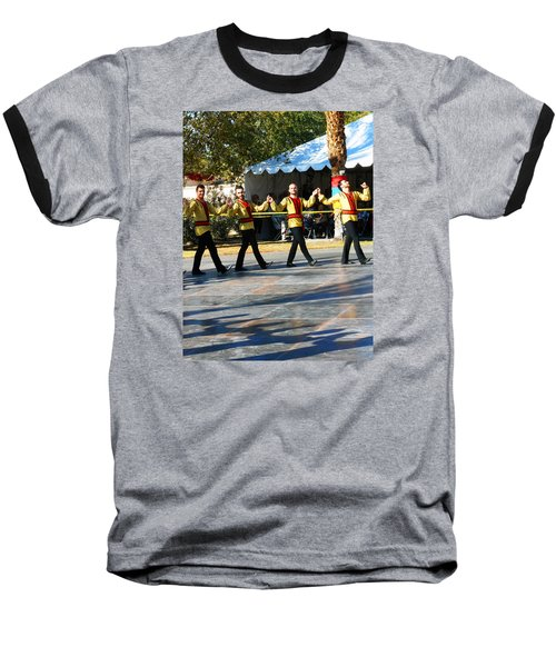 Armenian Dancers 7 Baseball T-Shirt