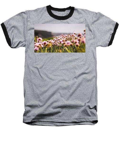 Armeria Baseball T-Shirt by Keith Sutton
