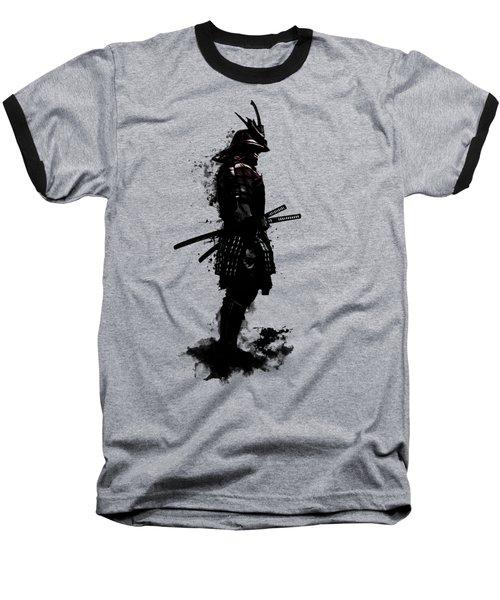 Armored Samurai Baseball T-Shirt
