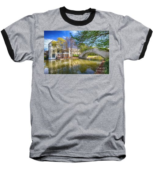 Armstrong Park, New Orleans, La Baseball T-Shirt