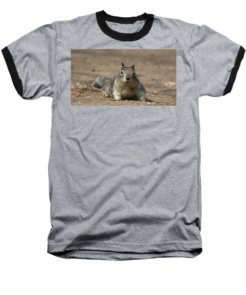 Army Crawl  Baseball T-Shirt
