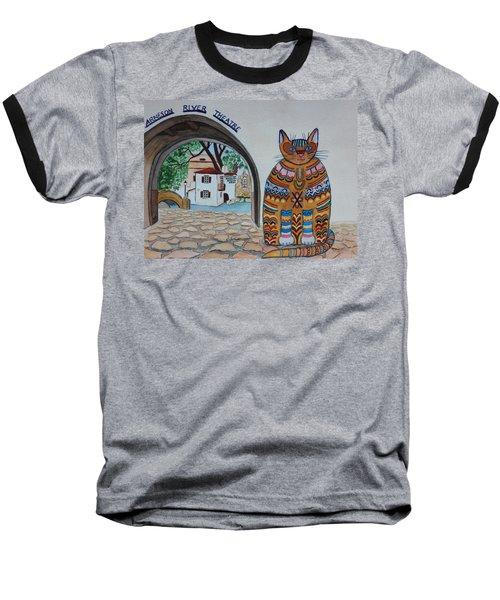 Arneson Theatre Cat Baseball T-Shirt
