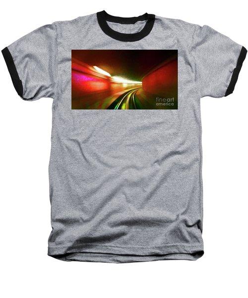 Around The Bend Baseball T-Shirt