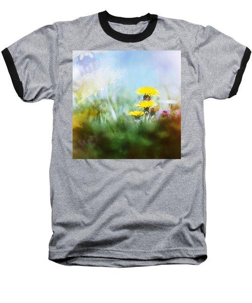 Around The Meadow Baseball T-Shirt