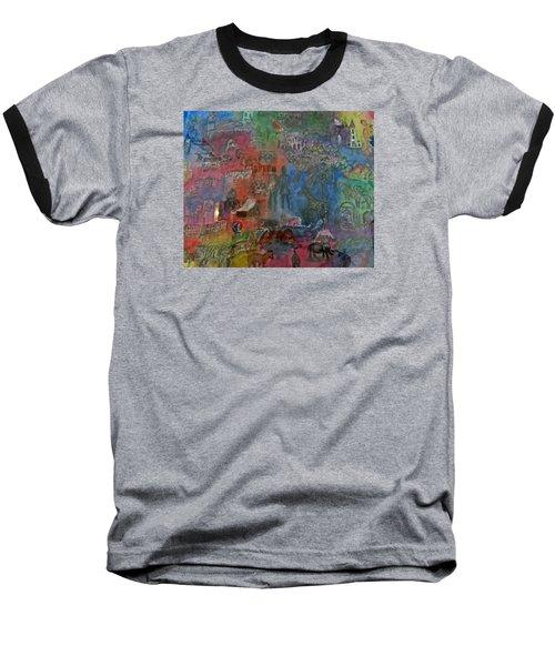 Around The World Baseball T-Shirt