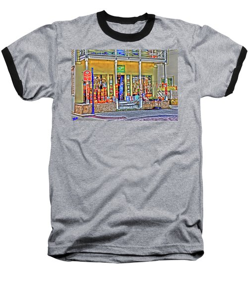 Around The World Marketplace Saint Augustine Baseball T-Shirt