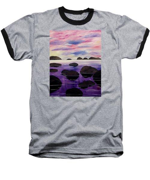 Around This Love Baseball T-Shirt by Lisa Aerts