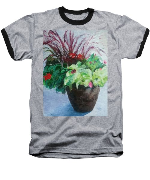 Arrangement Baseball T-Shirt