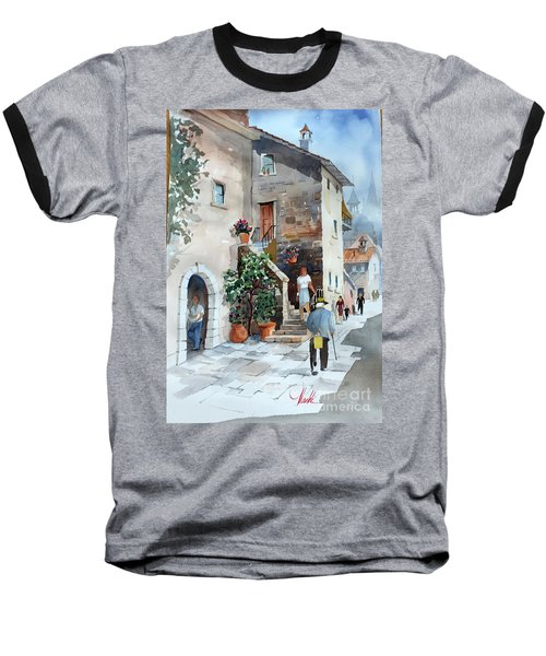 Arrezo-3 Baseball T-Shirt