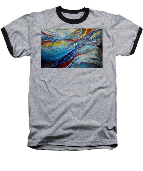 Arrive Baseball T-Shirt