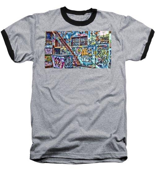 Art Alley 2 Baseball T-Shirt