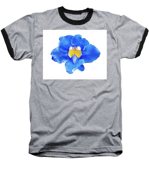 Art Blue Beauty Baseball T-Shirt